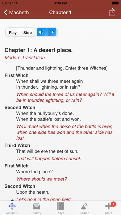 Macbeth Study Guide with Audio