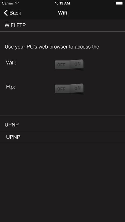 RushPlayer screenshot-4