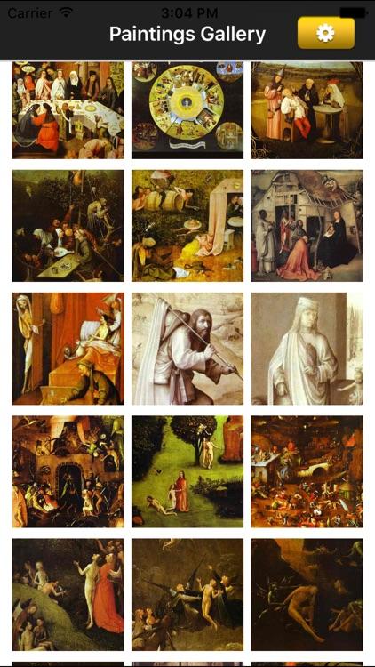 Hieronymus Bosch Jigsaw