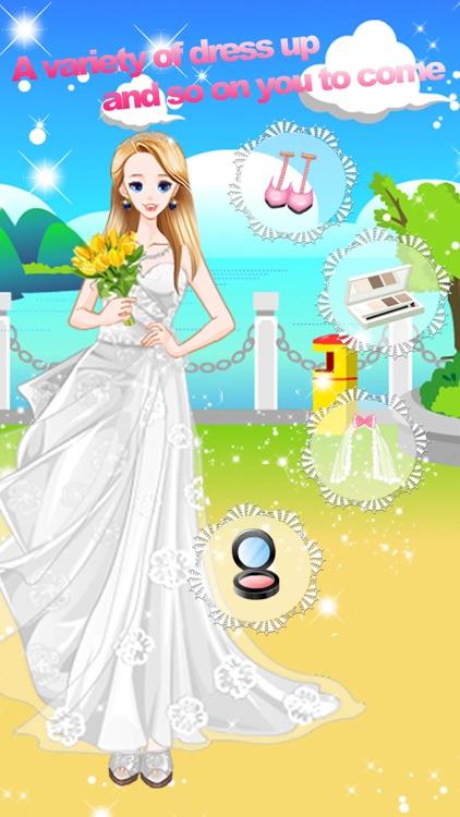 Princess Wedding Salon - Fashion Dress Up Games by cong bi
