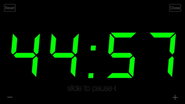 Presentation Clock screenshot-2