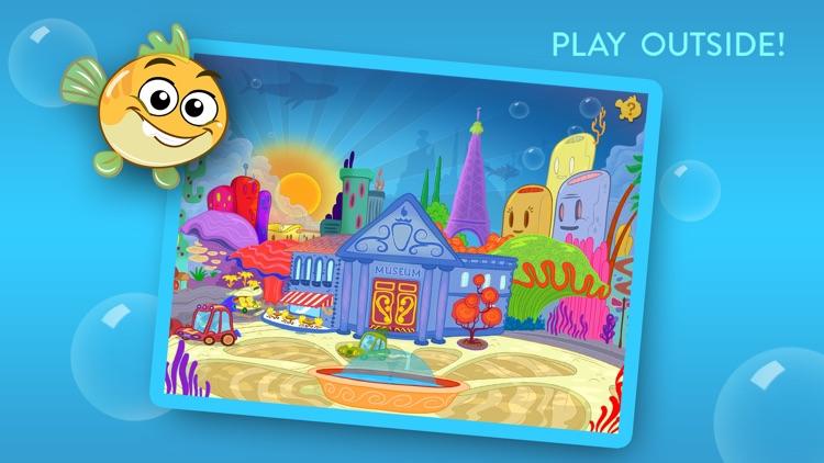 Musical Paint For Kids screenshot-0