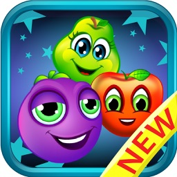 Fruits garden  - Best Jelly juicy fruit match 3