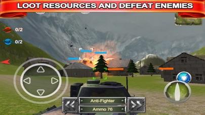 BatTank 3D - Battlefield Word screenshot three