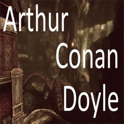 Todo Arthur Conan Doyle en 4 Audiolibros