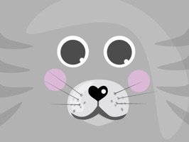 Cat Stickers for iMessage