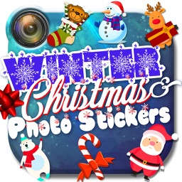 Winter Photo Stickers – Christmas Picture Editor