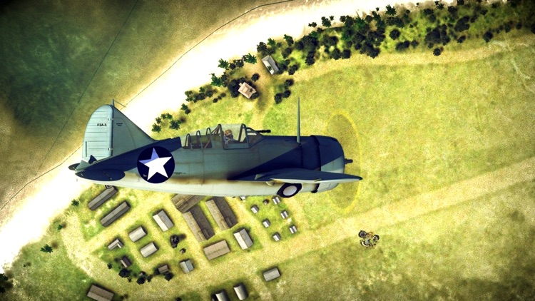 Flying Battles: FW. 252 Skyrocket screenshot-4