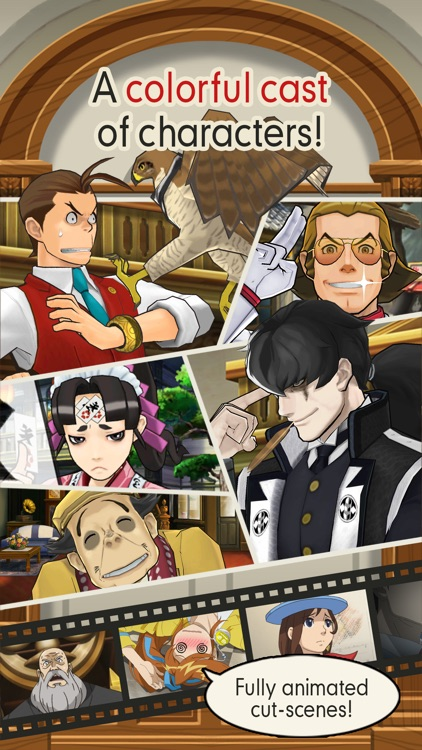 Phoenix Wright: Ace Attorney – Dual Destinies screenshot-3