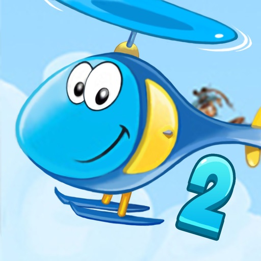 Tap Copter 2-tap your helicopter flying higher