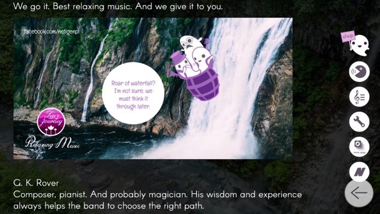 Relaxing Music: Zen Meditation screenshot-4