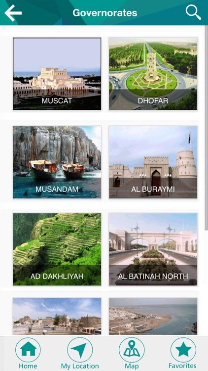 Tour Oman