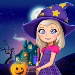 Halloween Doll House Design: Decoration Game.s 3D