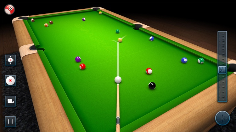 3D Pool Game HD screenshot-0
