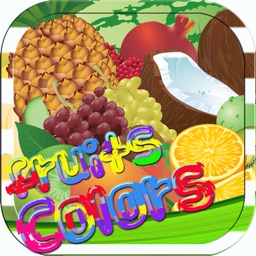 Color Fruits Puzzles Lesson Activity For Toddlers