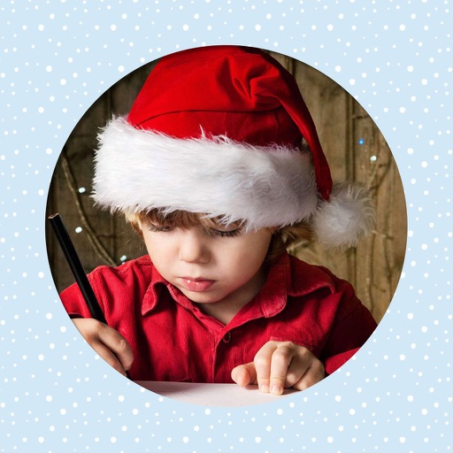 Santa claus Picture Frames - Creator and Editor