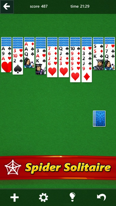 Microsoft Solitaire Collection Screenshot