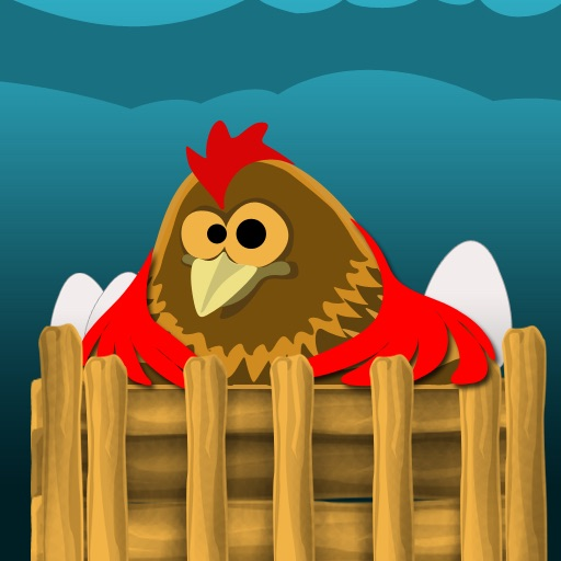 Chicken & Eggs for iPad icon