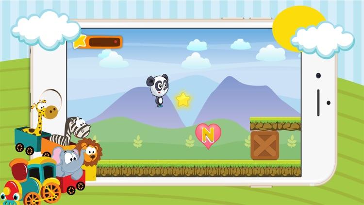 Panda ABC Alphabet Learning Games