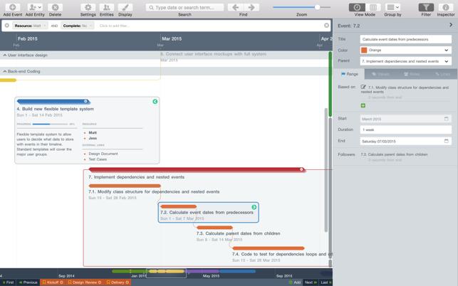 Unusual Timeline Template Mac Gallery Example Resume Ideas - Timeline template mac