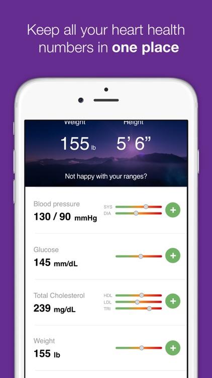 myWanda - Women's Heart Health and Lifestyle Guide screenshot-4