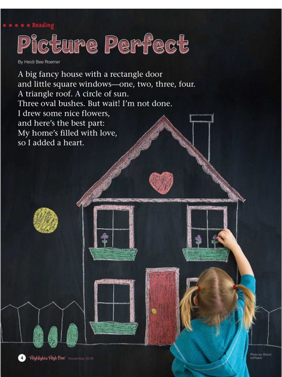 Highlights High Five Magazine: Preschool Reading screenshot-4