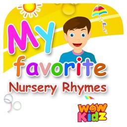 Free My Favorite Nursery Rhymes