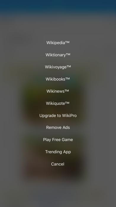 Wiki Plus 新しいモバイルリーダーブラウザツールのおすすめ画像2