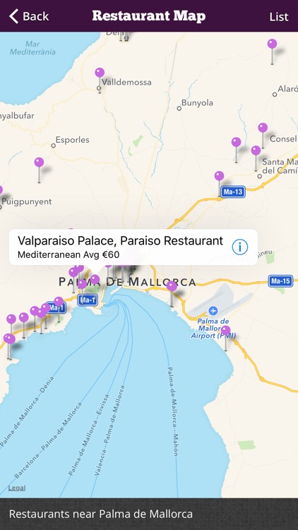 Mallorca Restaurant Guide