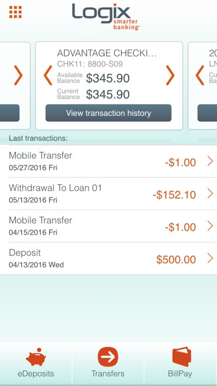 Logix Mobile Banking screenshot-2