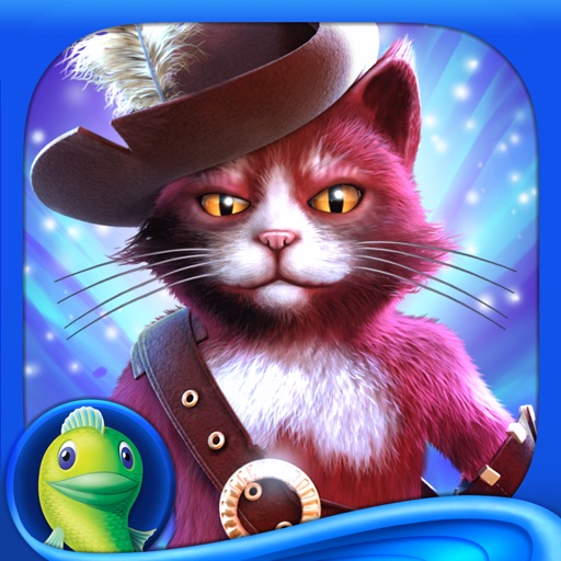 Christmas Stories: Puss in Boots - A Magical Hidden Object Game (Full) icon