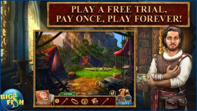 Hidden Expedition: The Fountain of Youth screenshot 1