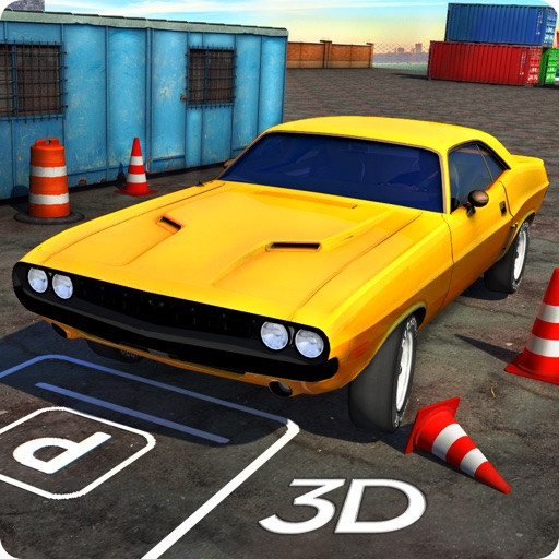 Extreme Car Parking Sim 3D iOS App