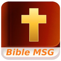 The Message Bible (Audio)