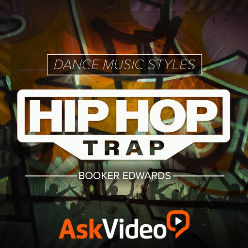 Hip Hop Trap Dance Music Course iOS App