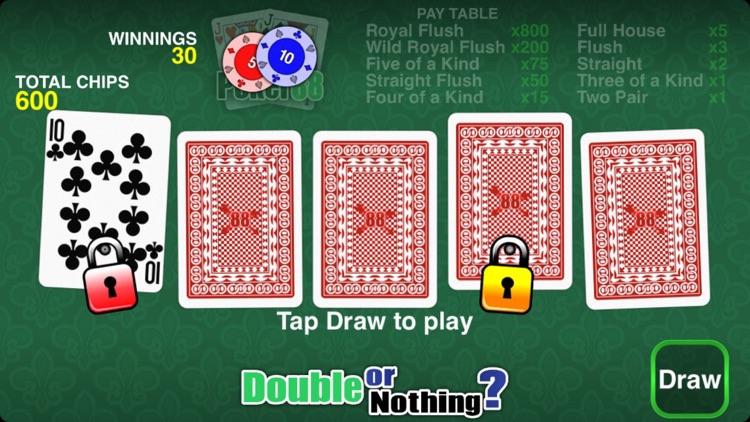 Poker 88 - Jacks or Better screenshot-3