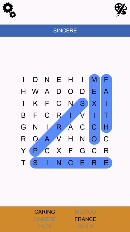 Word Search Epic screenshot-1