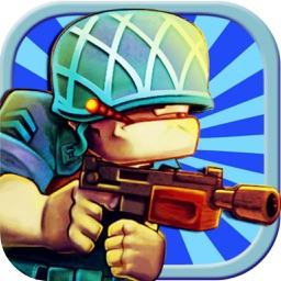 Hero Slug Attack - Rambo Metal Action
