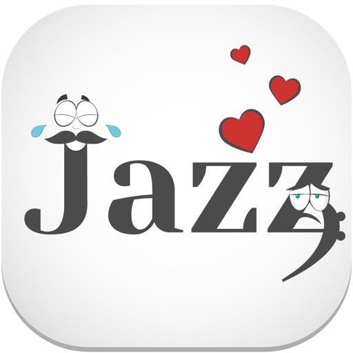 Jazz Emojis - Cool Music Stickers