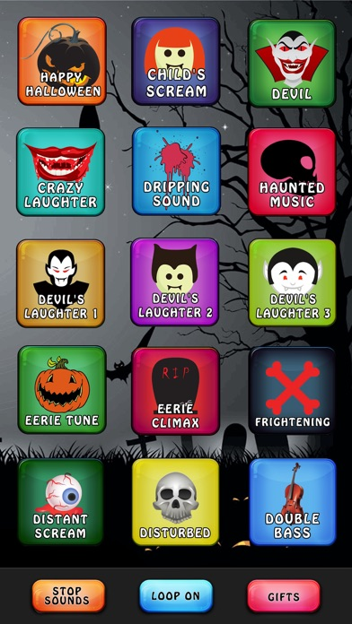 Top 10 Apps like Halloween Spooky Sound Box! in 2019 for iPhone & iPad