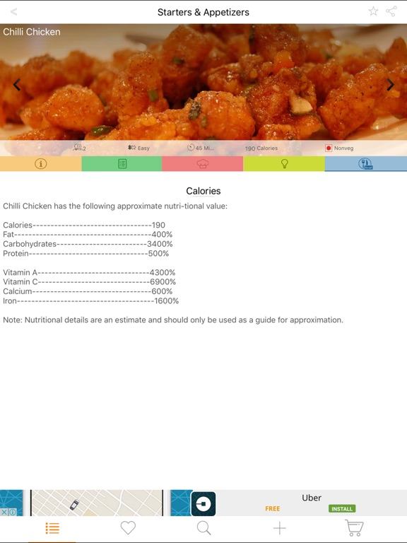 Chinese food recipes best of chinese dishes app price drops screenshot 4 for chinese food recipes best of chinese dishes forumfinder Choice Image