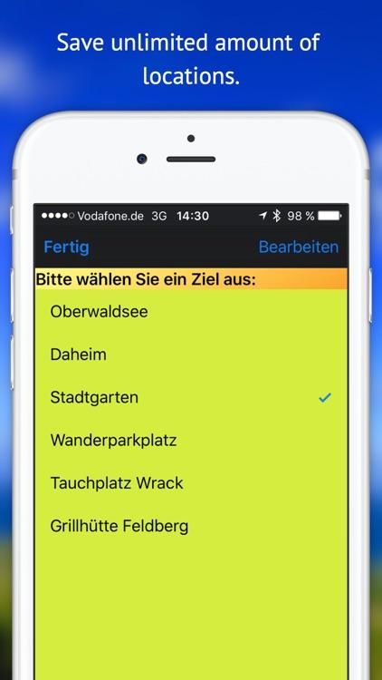GPS - Way Home Finder App