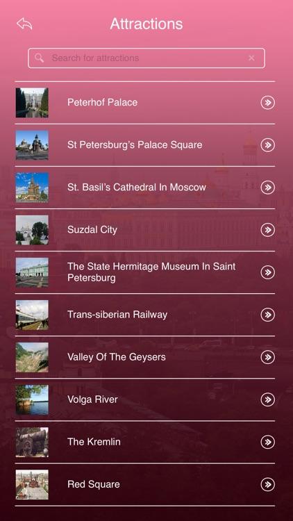 Kremlin Tourist Guide
