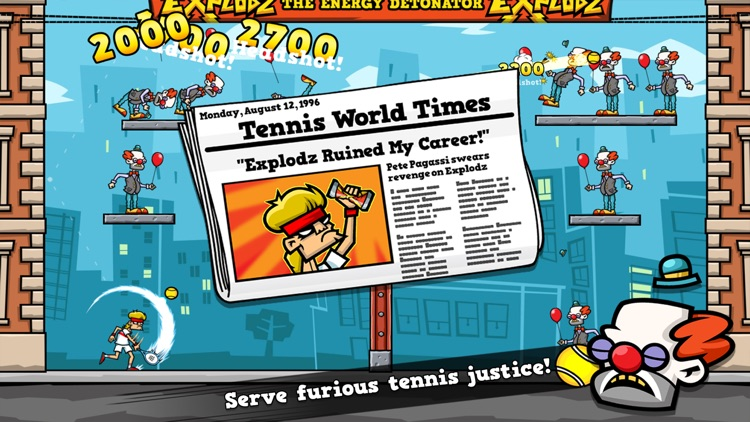 Tennis in the Face screenshot-3