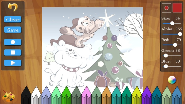 Christmas Games with Santa Claus for Boys & Girls screenshot-4