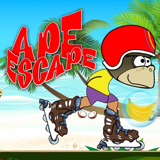 Ape Escape HD icon