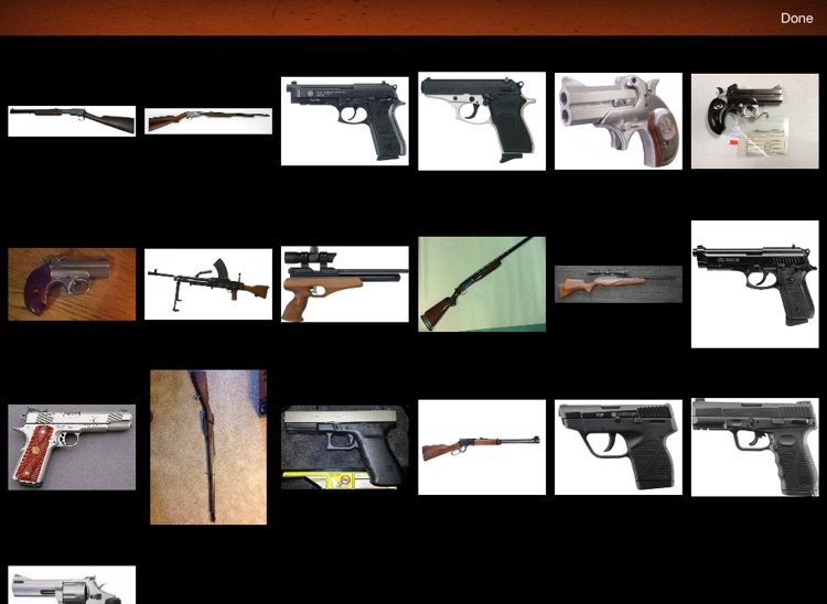 Gun & Ammo Collectors for iPad screenshot-1
