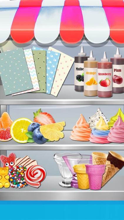 Ice Cream Sundae Maker!