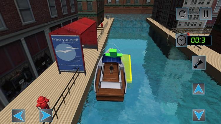 Ferry Boat Simulator 3D Game