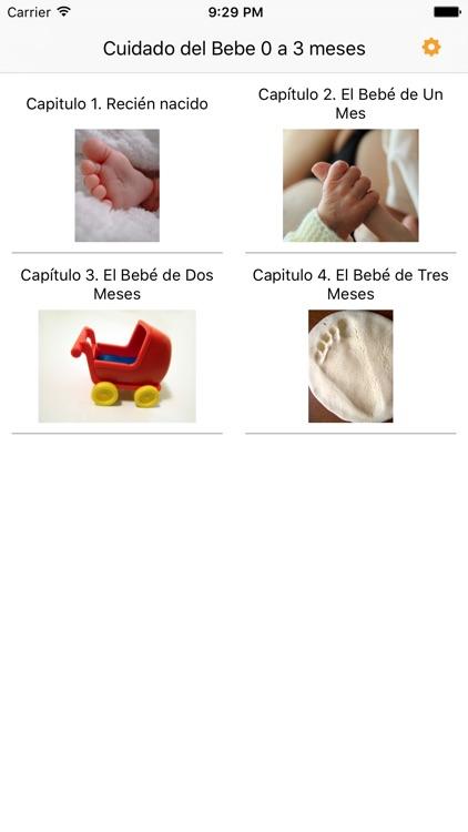Cuidado del Bebe 0 a 3 meses – AudioEbook
